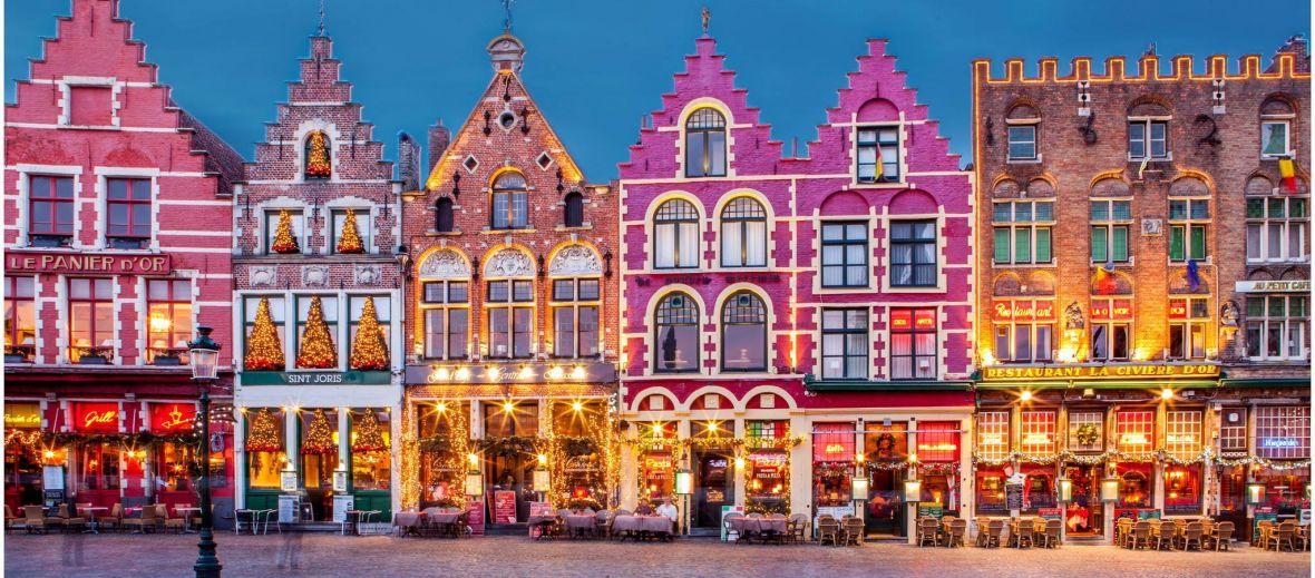 Bruges Christmas.Bruges Christmas Market Gitterchicken